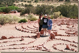 sedona labyrinth 3